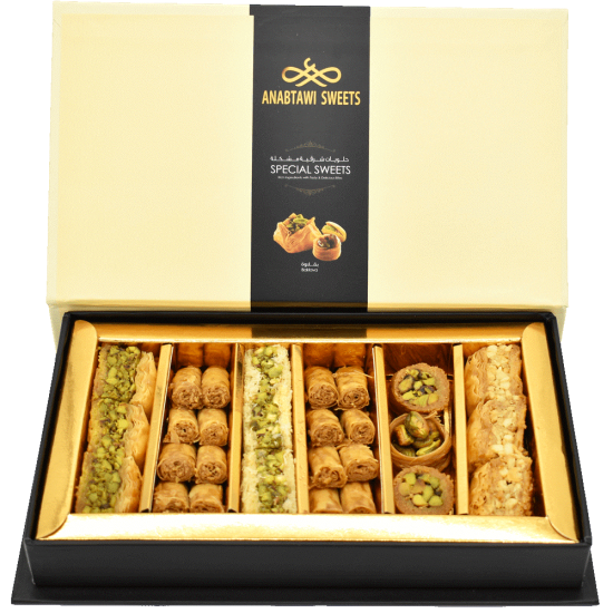 Anabtawi Assorted Sweets Classic 250g