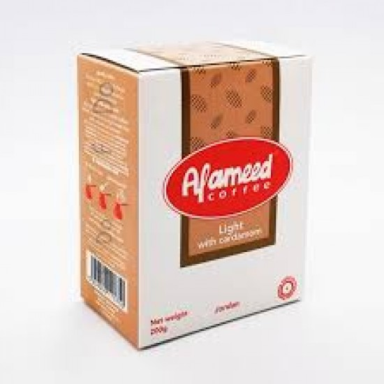 Al Ameed Coffee Light Without Cardamom 200g